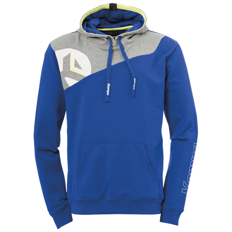 Kempa CORE 2.0 Hoody unisex royal
