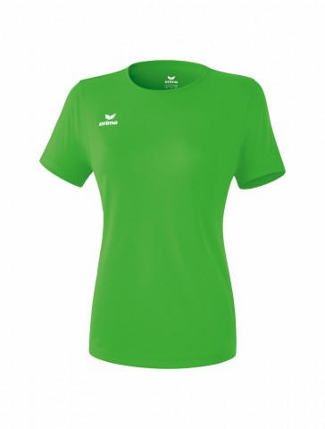 Funktions Teamsport Damen T-Shirt - green