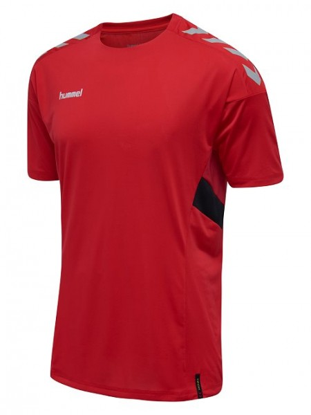 TECH MOVE JERSEY S/S, True Red