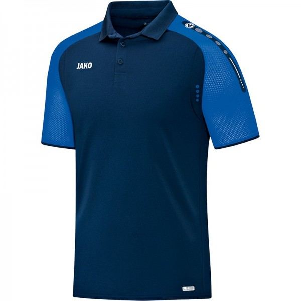 Jako Polo Champ marine-royal