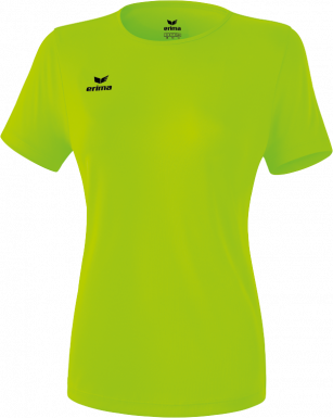 Erima T-Shirt Damen Funktions-Teamsport green gecko