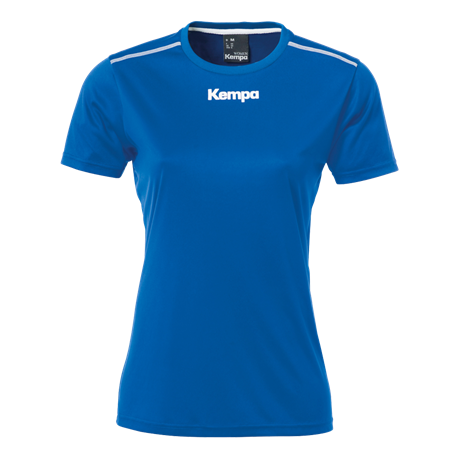 Kempa POLY Shirt Damen royal
